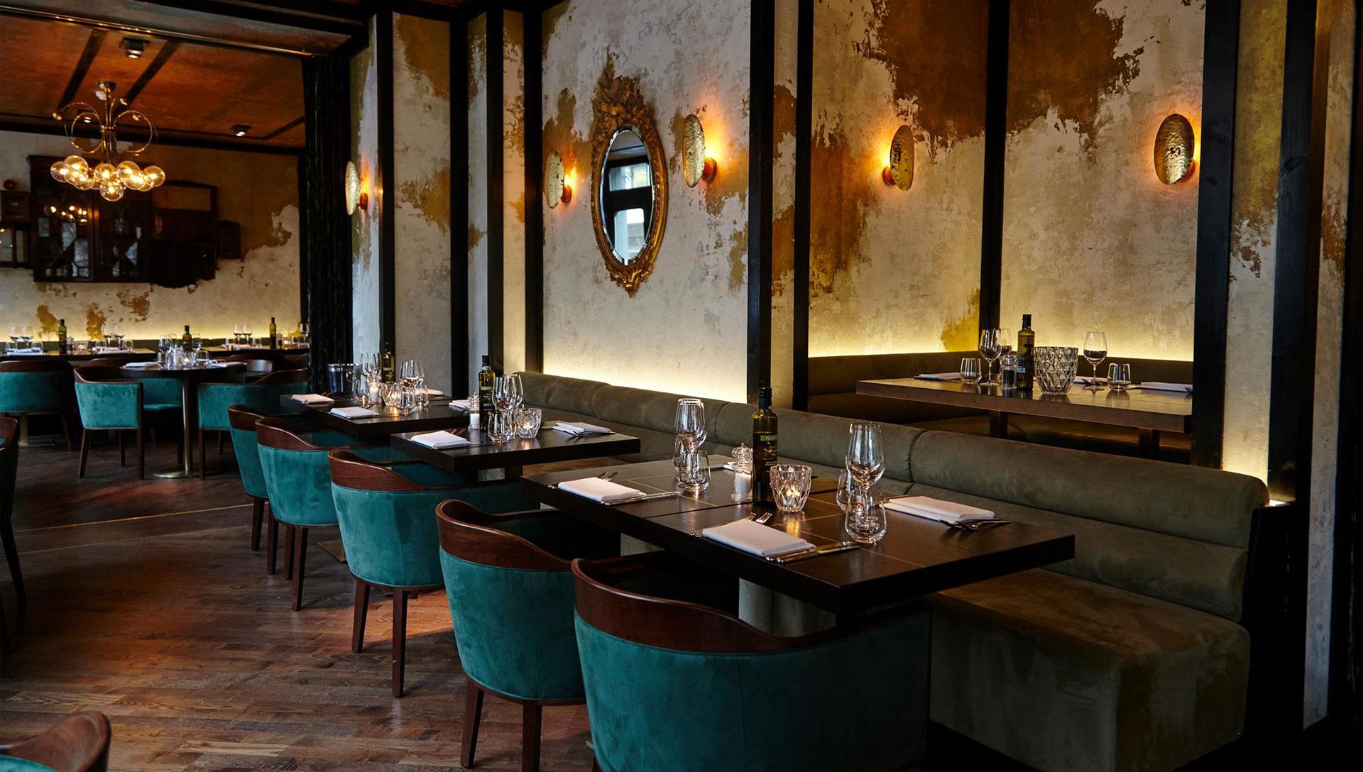 SantoMare restaurant London
